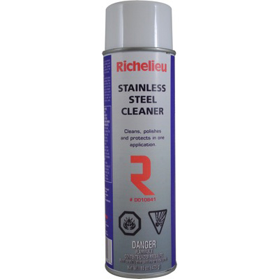 richelieu stainless steel cleaner