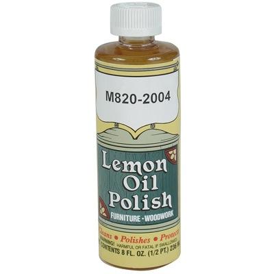 Lemon Oil Polish 201 B 233 Nisterie Bois Design